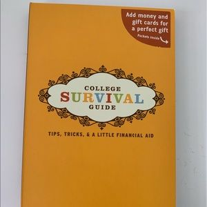 College Survival Guide Hallmark Gift Booklet
